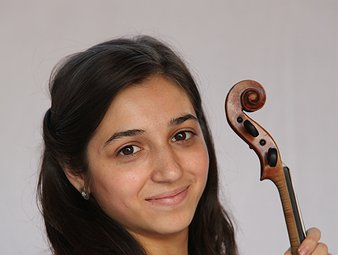 Adriana C - Violin tutor near London, Greater London.